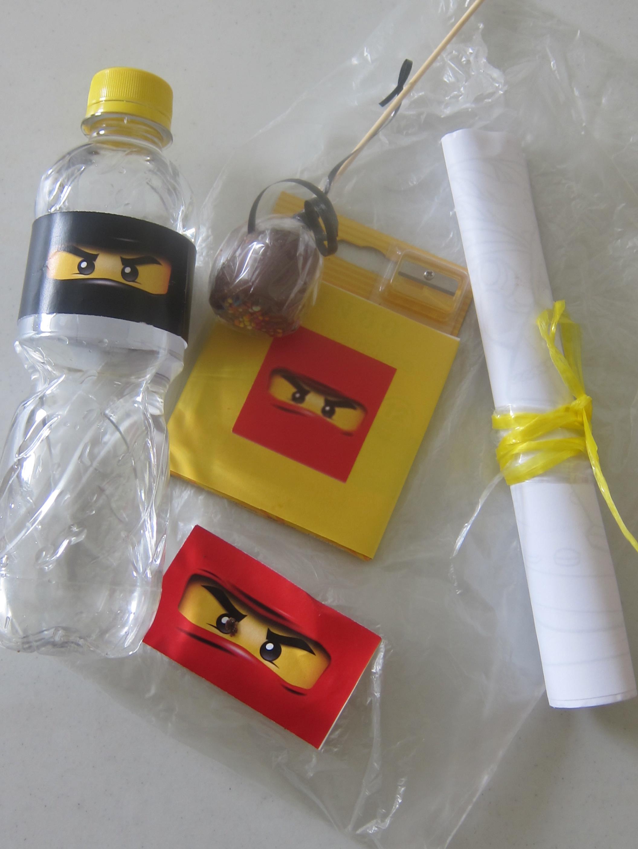 Fiesta ninjago la casa de la tata - Casa del agua cumpleanos ...